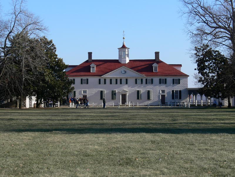 Mt. Vernon, as it is today