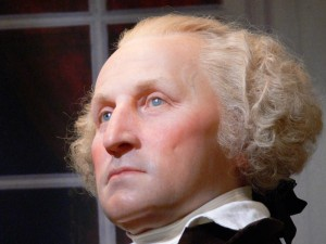President George Washington, age 57 from a forensic reconstruction