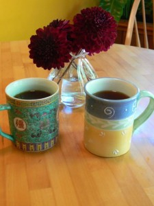 Tea and empathy