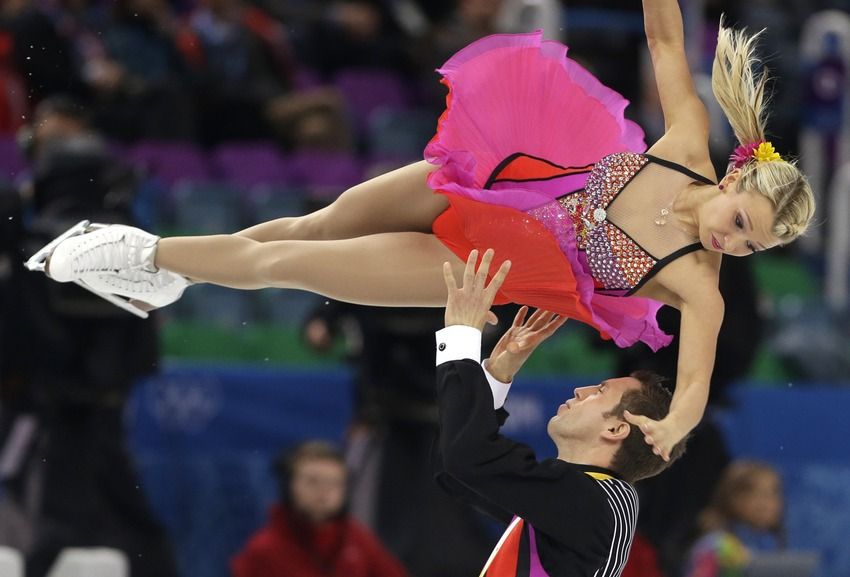 Kirsten Moore-Towers.Dylan Moscovitch (AP)