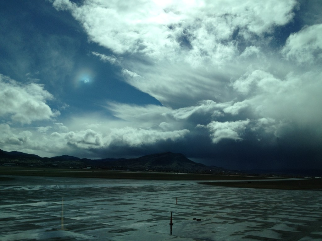 That's why they call it Big Sky Country