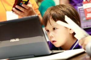 Kids, Tech... a natural paring. What's a parent's role?